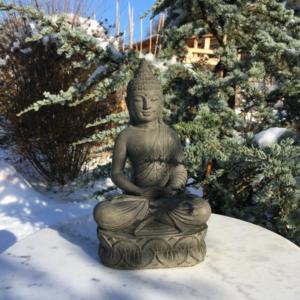 socha Budhy - Buddhy - do zahrady i interiéru
