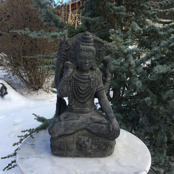 socha Shiva - Šiva - do zahrady i interiéru