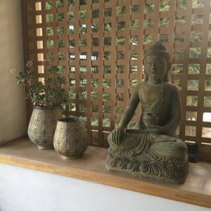 Buddha - kámen - exteriér, interiér - Energie KAMENE