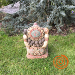 socha Ganesha - Ganéša - do zahrady i interiéru