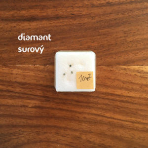 Bachovy esence - diamant
