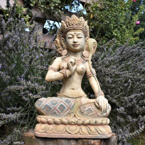 socha Táry – Dewi Tara – do zahrady i interiéru